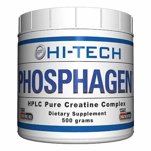 Hi Tech Pharmaceuticals Phosphagen Exotic Fruit Flavor 33 Servings