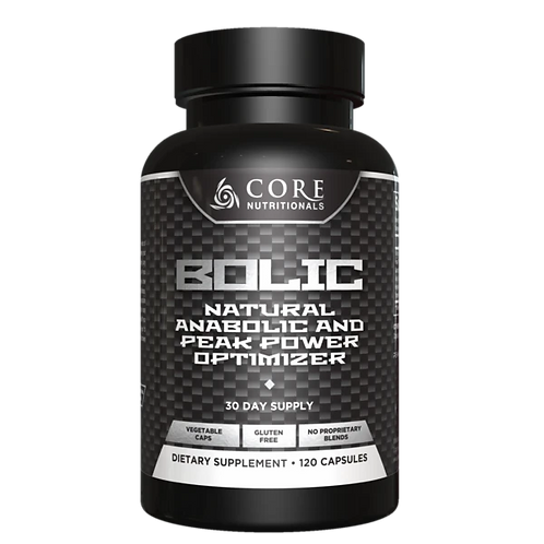 Core Nutritionals Bolic 120 Capsules 60 Servings