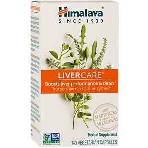 Himalaya Liver Care 180 VegCaps