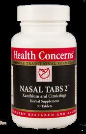 Health Concerns Nasal Caps 2 90 Capsules 30 Servings