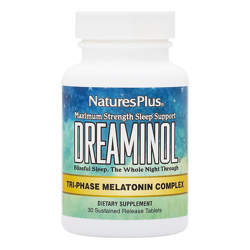 Natures Plus Dreaminol 30 Tablets