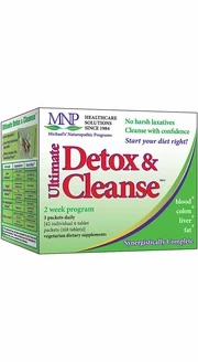 Michael's Naturopathic Programs Ultimate Detox & Cleanse