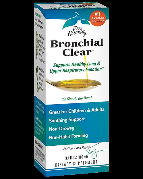 Terry Naturally Bronchial Clear Liquid 3.4 fl oz