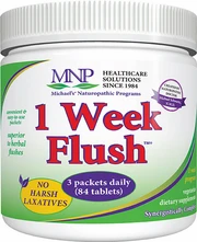 Michael's Naturopathic Program's 1 Week Flush