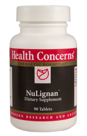Health Concerns NuLignan 90 Tablets