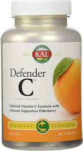 KAL Defender C 60 Tablets 30 Servings
