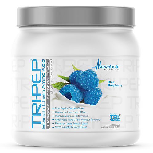 Metabolic Nutrition Tri-Pep 40 Servings