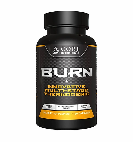 Core Nutritionals Burn 150 Capsules