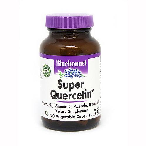 Bluebonnet Super Quercetin 90VegCaps 45 Servings