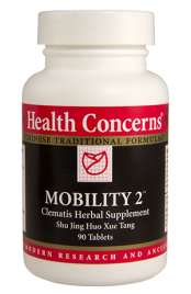 Health Concerns Mobility 2 Tablets