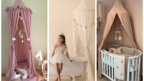 Dosel: el toque mágico para el cuarto de tu bebé