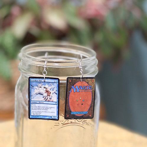 magic earrings