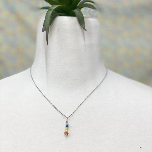 dainty pride necklace