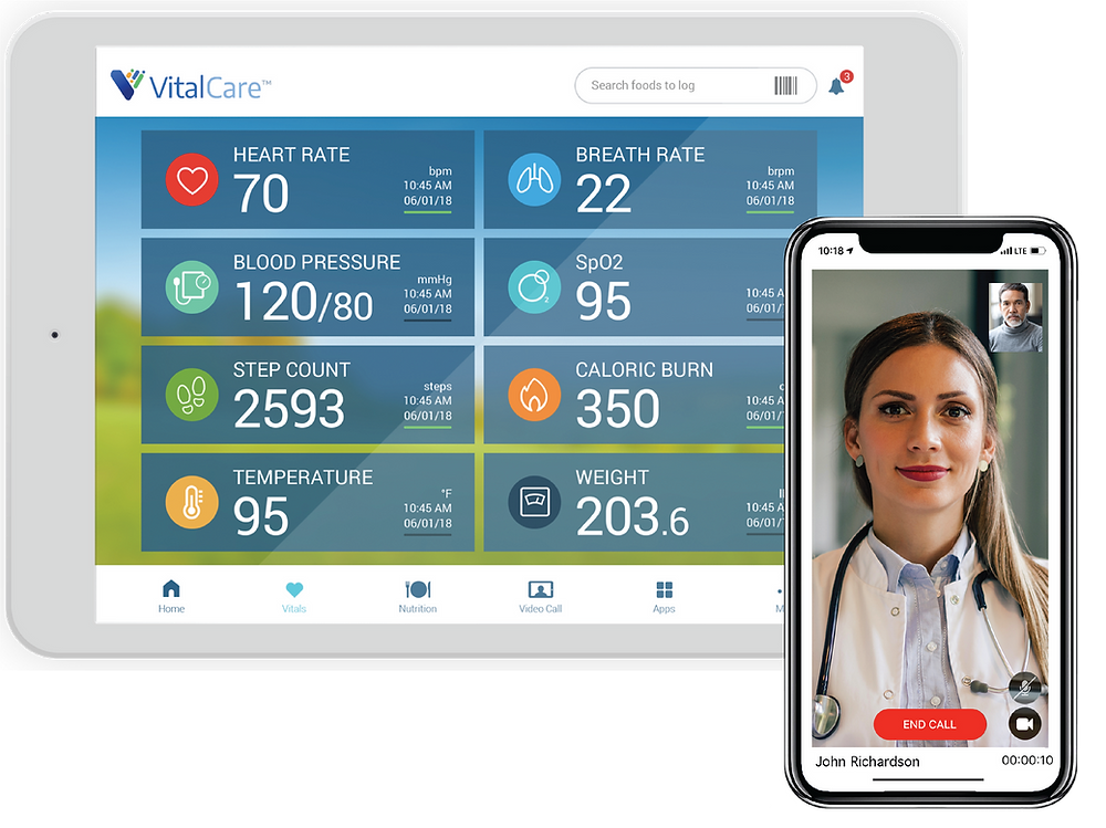 VitalCare Interface and Telehealth Conference.