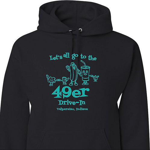 49er Youth Hoodie
