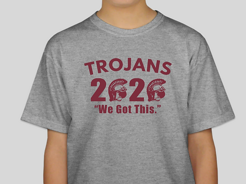 Trojans: We got this. YOUTH
