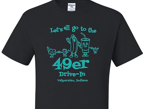 49er Adult T-shirt