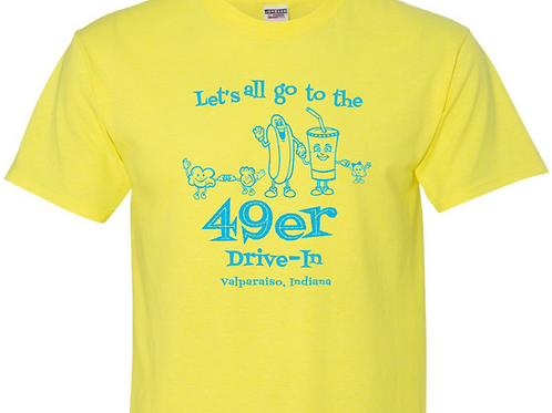 49er Youth T-shirt