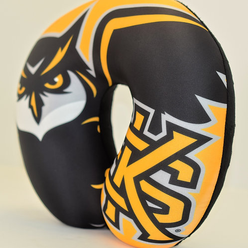 Kennesaw State University Travel Neck Pillow