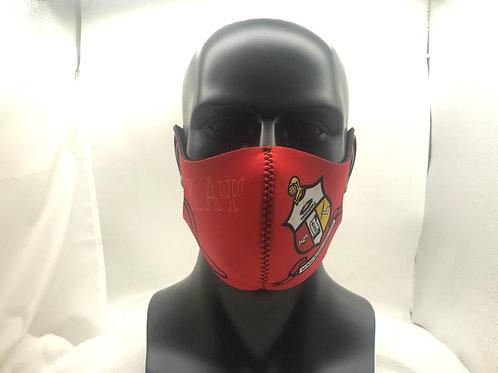 KAPPA ALPHA PSI Reusable Sponge Face Mask
