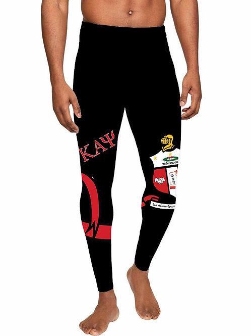 Kappa Sports Compressions (Black)