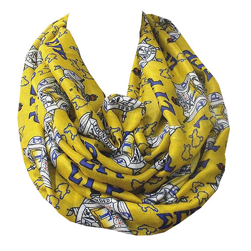 SGRHO Infinity Scarf