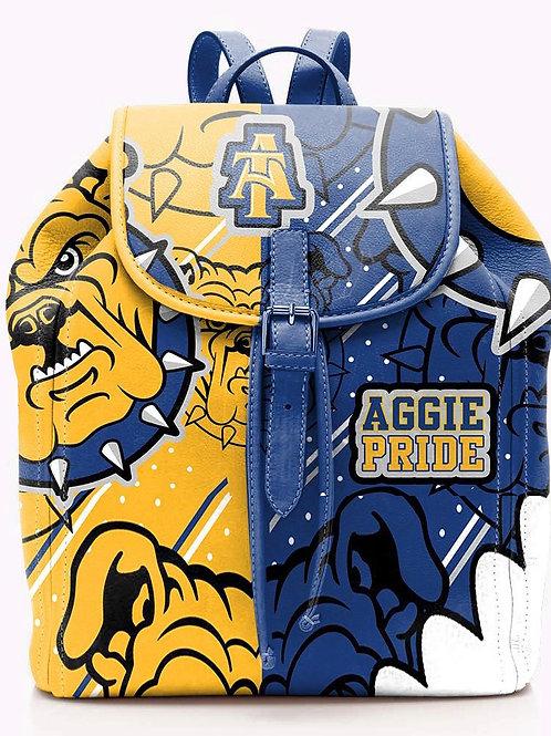 NCAT Aggie Pride - Backpack/Laptop Bag