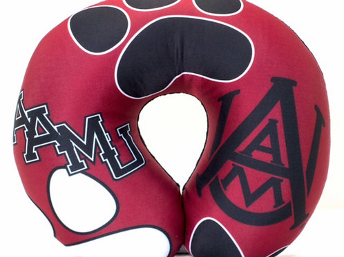 AAMU Travel Neck Pillow