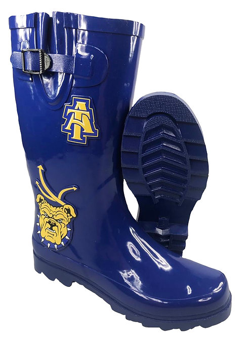 NCAT Customized Puddle Rain Boots