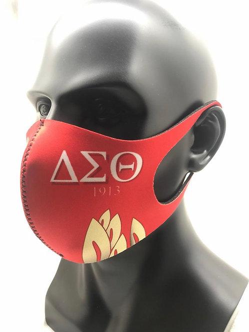DST Classic Reusable Sponge Face Mask