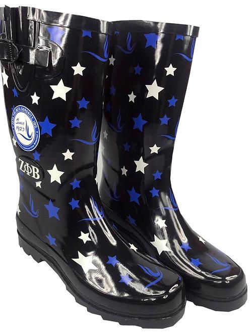 ZETA Customized Puddle Rain Boots