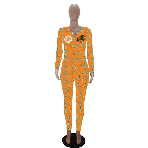 FAMU ONESIE (FULL BODY)