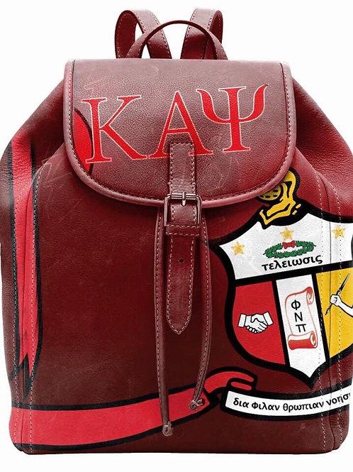 Kappa Backpack/Laptop Bag (FIRE)