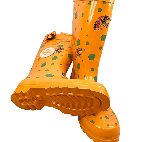 FAMU Customized Puddle Rain Boots