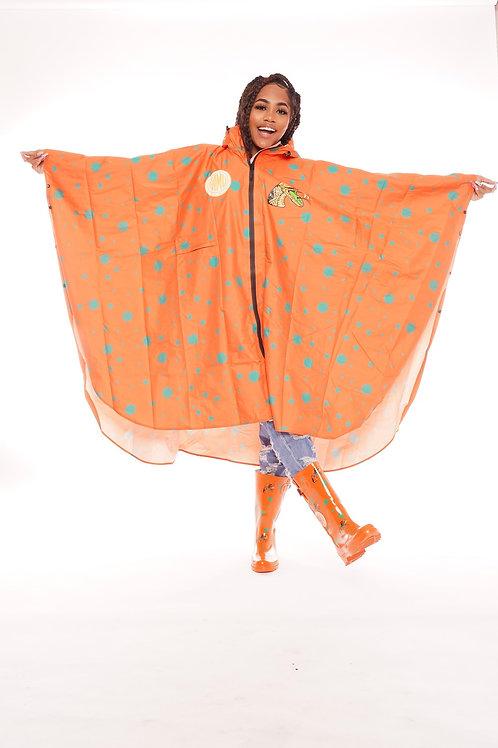 FAMU Rattler Customized Unisex Rain Poncho