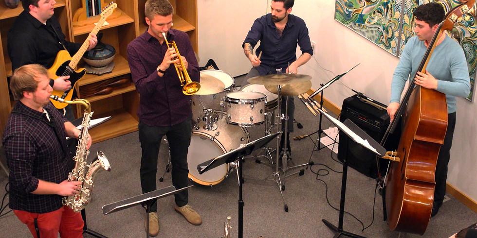 Omnos Quartet: Scarabocchio Listening Sessions