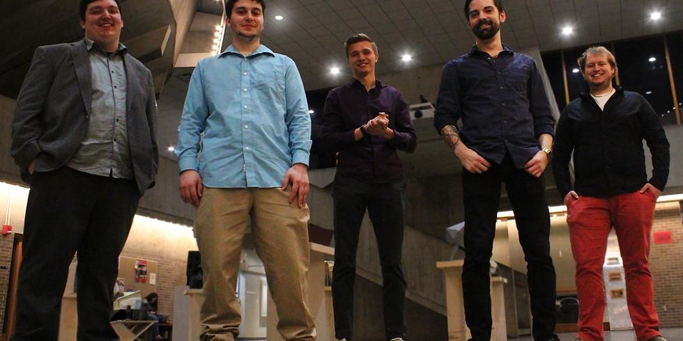 Omnos Quartet: Stone Arch Sessions