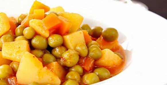 Veggie Guvec & Rice Pilav