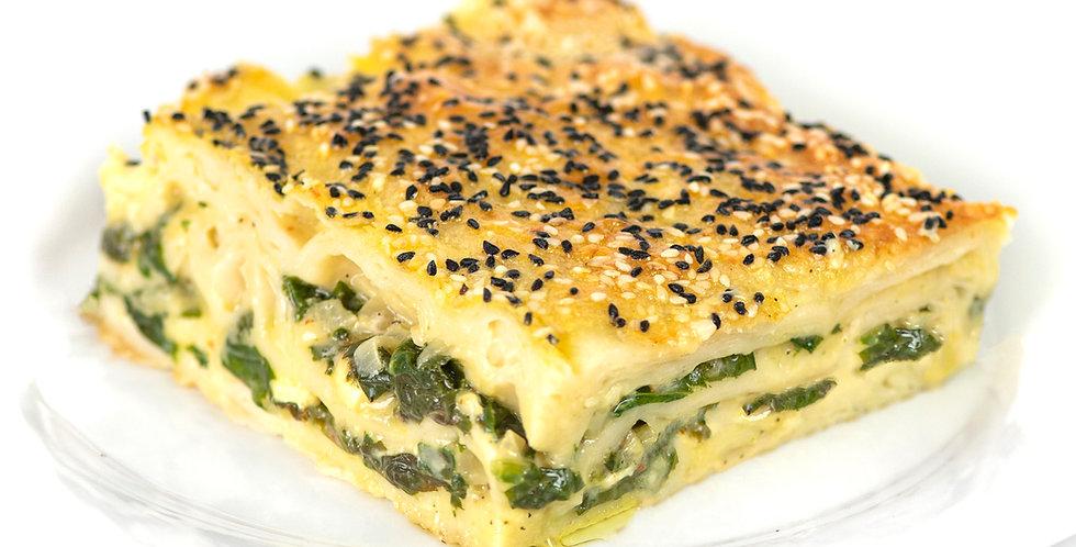 Borek Veggie (Savory Pie)