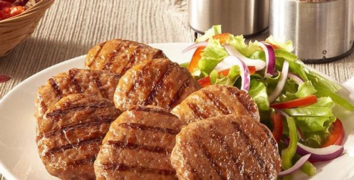 Homemade Chicken Burger Patties