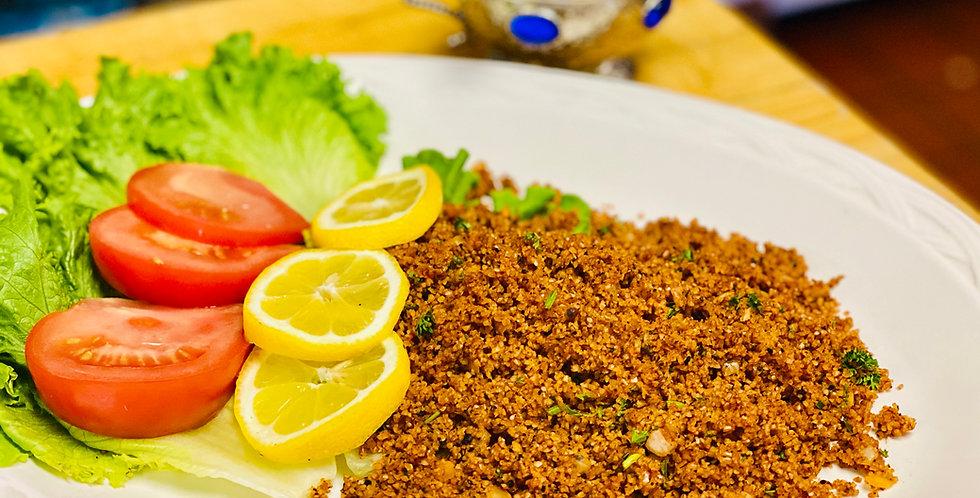 Kisir ( Tabouleh) (Spicy Bulghur)