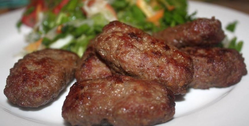 Turkish Kofte(Meatballs)