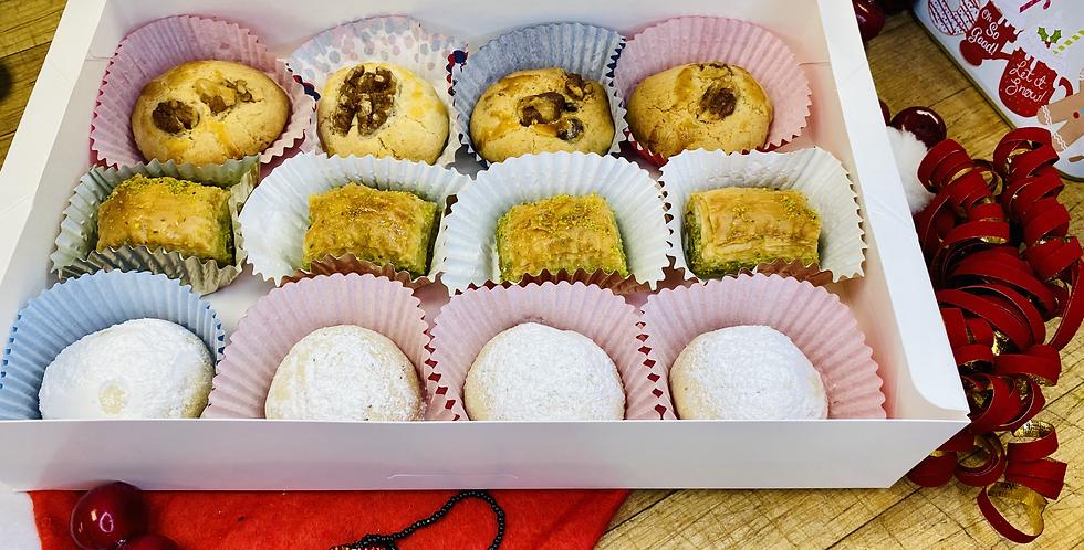 Assorted Cookie & Baklava Box