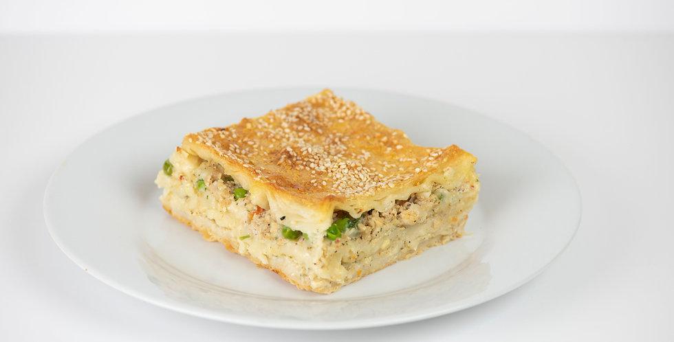 Borek Tavuk (Chicken Savory Pie)