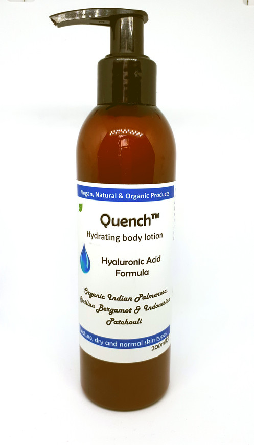 Quench Body Skincare Package
