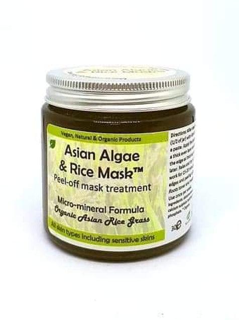 Asian Algae & Rice Mask™