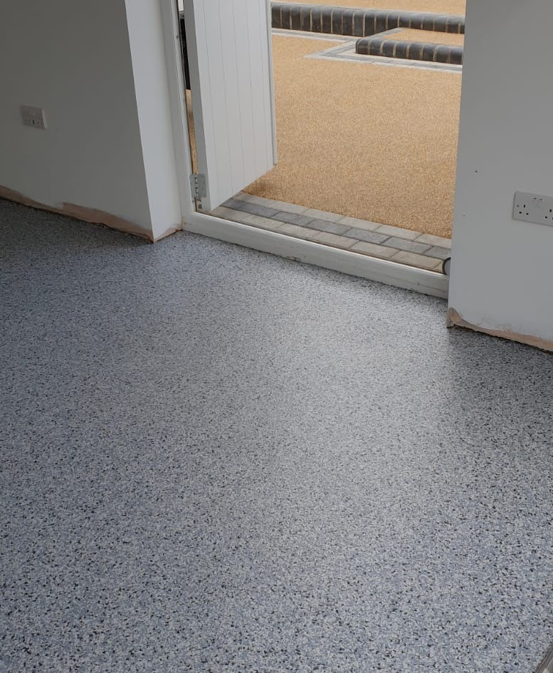 Resin Flooring, Essex