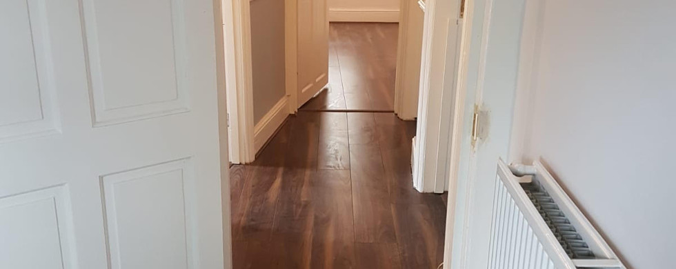 Flooring and Redecoration