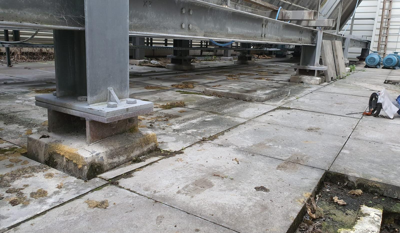 LeonardoRoyalHotel Roof Repair,Cold Melt, London