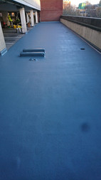 Liquid Roofing Finished